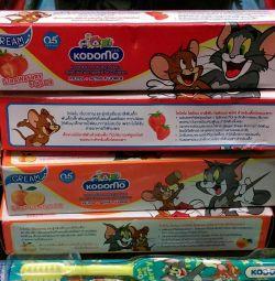 Children's Toothpaste from Thailand