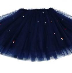 Новая, пышная юбка из фатина