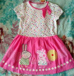 Новое платье 116р