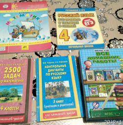 Manuale din clasele 1-4