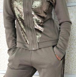 Costume knitwear Dolce Gabbana in sequins