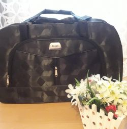 Yeni seyahat çantaları