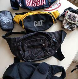 ζώνες τσάντες