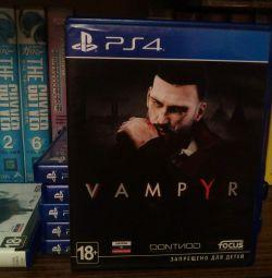 Vampyr ps4.