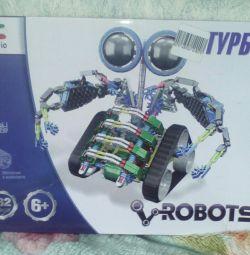 Κατασκευαστής ROBOTS