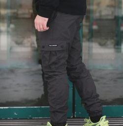 Утеплeнние джоггер THAW PANTS