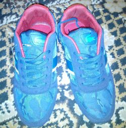 New sneakers p.40 (26.5)