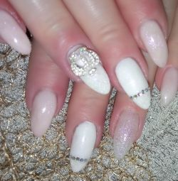 Nail extension and correction