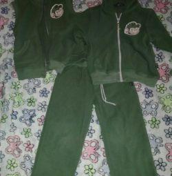 Fleece suit PP98