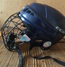 ❄️ Hockey helmet