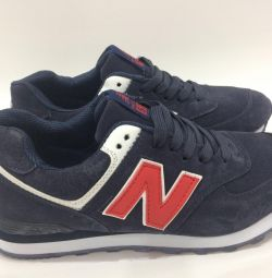 Sneakers New Balance Sizes are all in stock