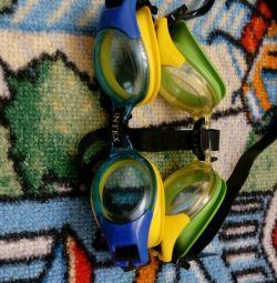 Παιδικά γυαλιά κολύμβησης