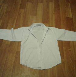 Shirt elegant for height 92 cm