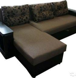 New Corner sofa Madrid May Nat