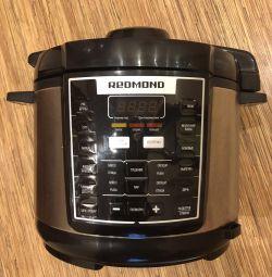 Multicooker pressure cooker RMC-M110