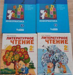 Textbooks Grade 2