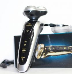 Доставка Електробритва Роторная Shaver 4D RQ
