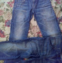 Jeans for men 44 and 46 size