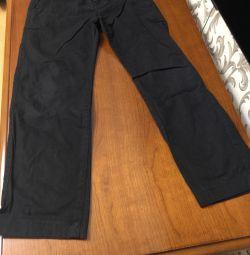 Pantaloni pentru copii de 5-6 ani Zara