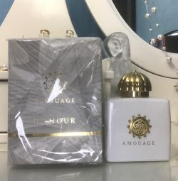DISCOUNT 20%! AMOUAGE HONOR tester