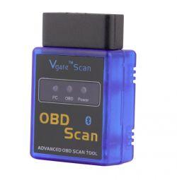 ELM327 led Bluetooth OBD2 сканер Bluetooth