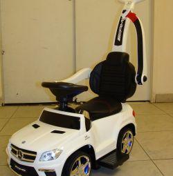 Scaun cu rotile Mercedes GL 63 AMG A888AA-H 6 Volt
