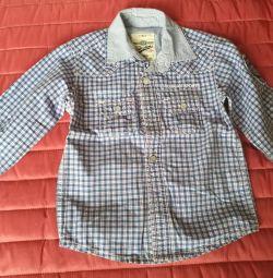 çocuk için gömlek, r.98