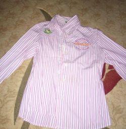 Рубашка детская Benetton