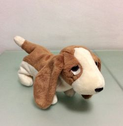 Soft toy: doggy. Exchange.