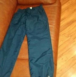 Warm children's pants adidaz branded not fake