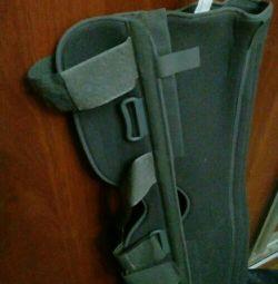 Лангет для коленного сустава. Хорошая альтернатива