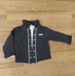 Şanslı çocuk ceket 80-86