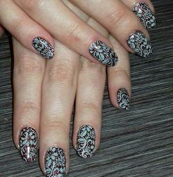 Manicure + gel Polish