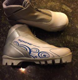 Ski boots ?