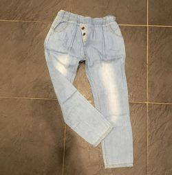 Jeans for girls (new)