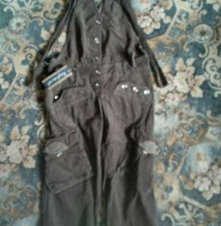 Overalls for a teenager