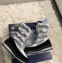 New boots Antarctica 29/30 p Romania winter