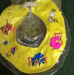 круг на шею для купания Flipper