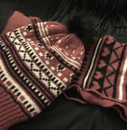 Cap scarf