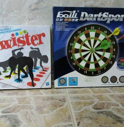 Twister.Dartsport Games