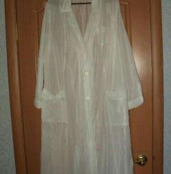 Medikal elbisesi yenidir. ilçe