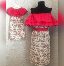 Νέα φορέματα οικογενειακής εμφάνισης