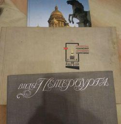 Альбоми з видами СПб