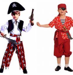 Пират/Пиратка/разбойник/разбойница/ Славянка