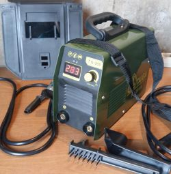 Welding machine invertor Taiga 285A New