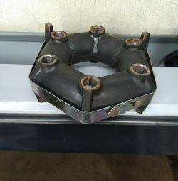 Муфта на кардан Ваз
