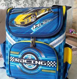 Рюкзак ранець шкільний ОРТО Racing