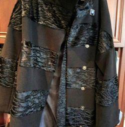 Новое женское пальто р. 48-50