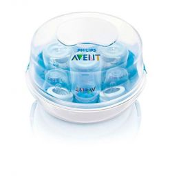 New Philips Avent microwave sterilizer