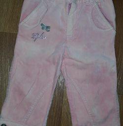Panties for 1 year.